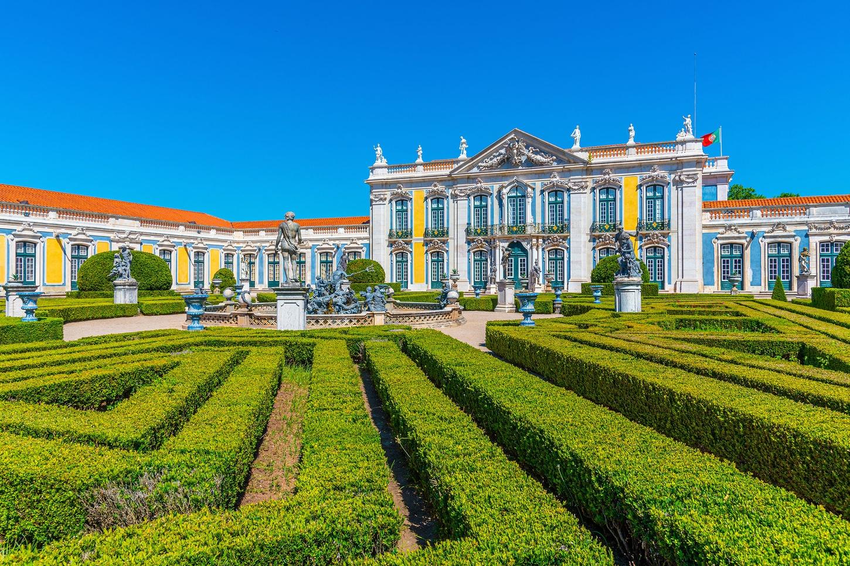 palacios em lisboa